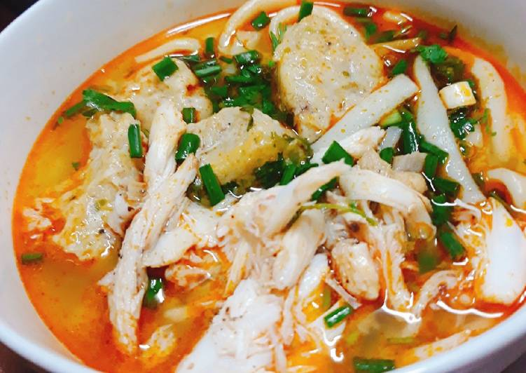 banh canh nghe
